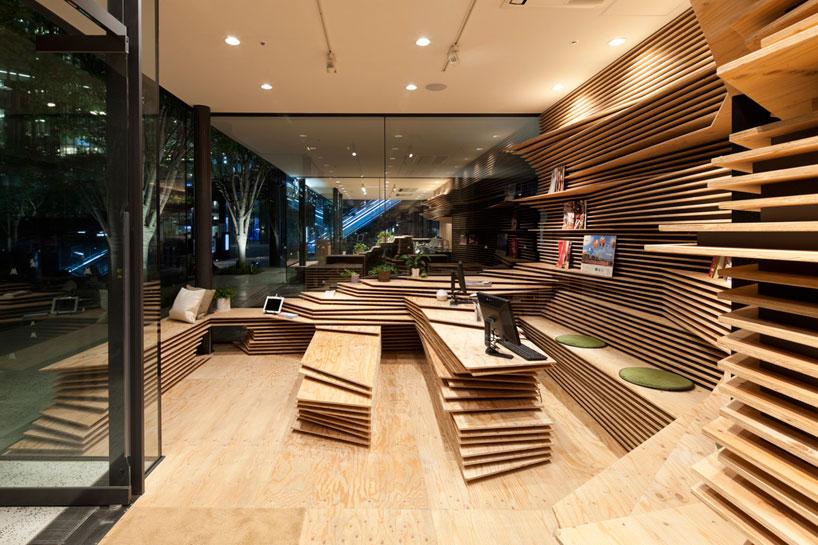 Design modern din lemn se poate si este minunat for Architecture si