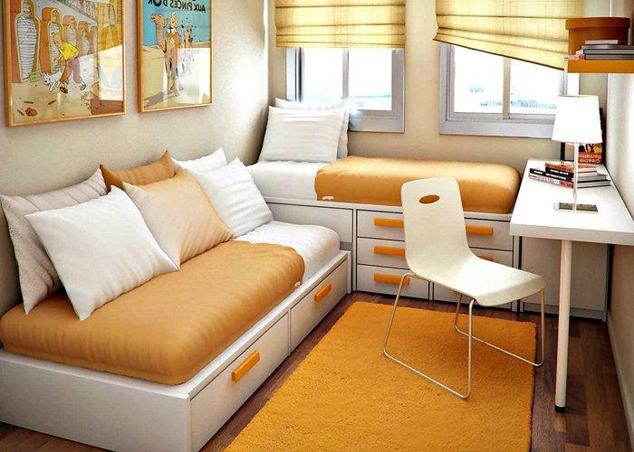 Sfaturi de amenajare pentru dormitoare mici - TGG