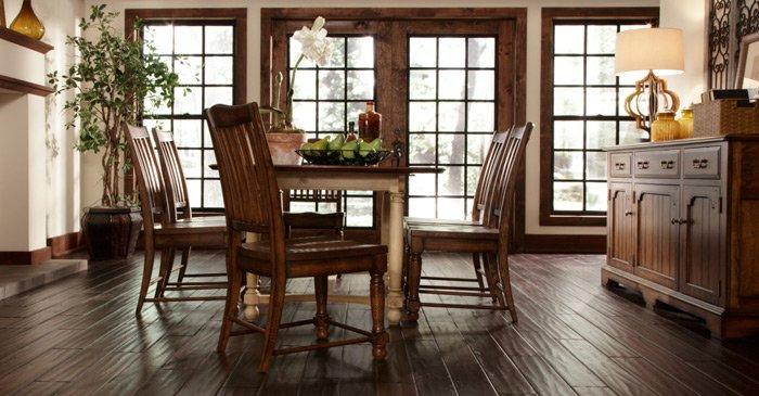 Ce culoare alegem pentru lemnul folosit in amenajarea locuintei?