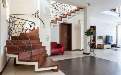 20 de idei senzationale de scari din lemn