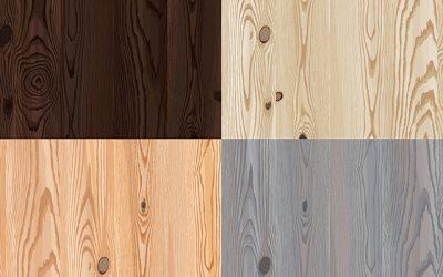 Furnirul de lemn pentru usi